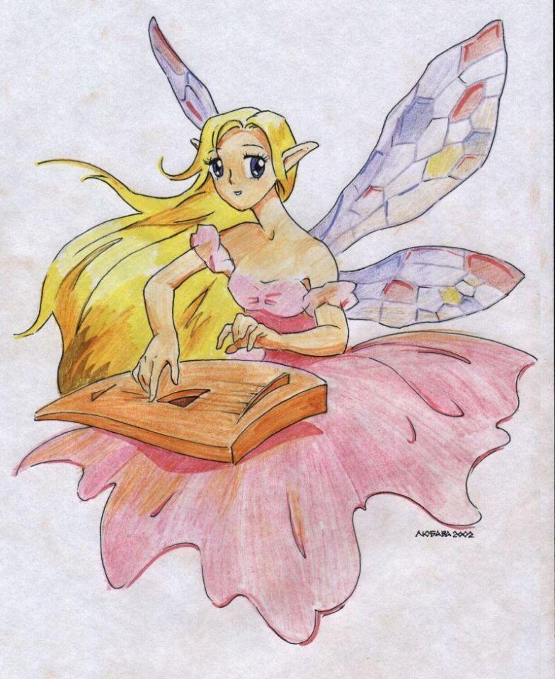 Рисунки нарисованы тушью